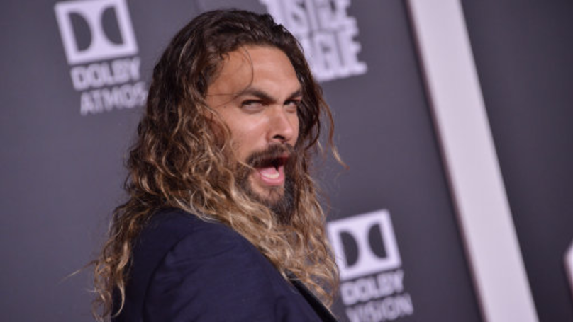 Jason Momoa Got Ripped To Play Aquaman In 'Justice League' With Some Serious Graft