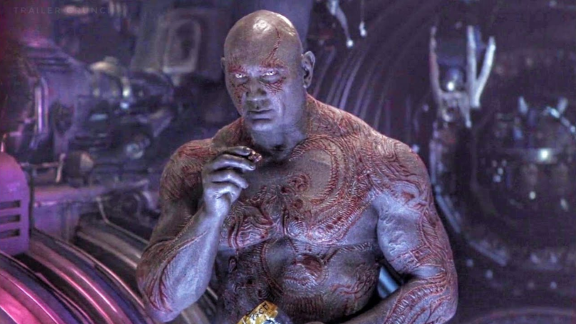 Dave Bautista Wants A Marvel Movie About Drax, Korg, And Luis