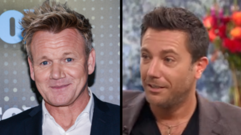 Gordon Ramsay Used To Wake Up Gino D'Acampo With His Penis