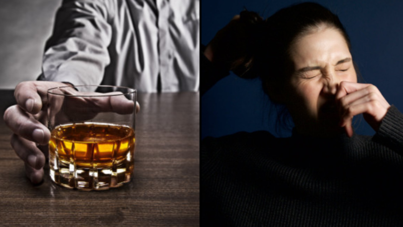 Drinking Whiskey Could Help To Relieve Your Cold Symptoms