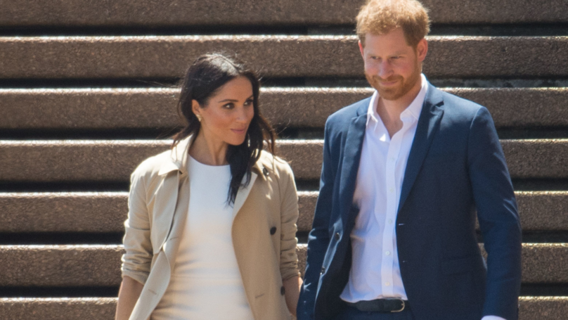 'Suits' Congratulates Meghan And Harry's Baby News But Fans Have Their Own Theory
