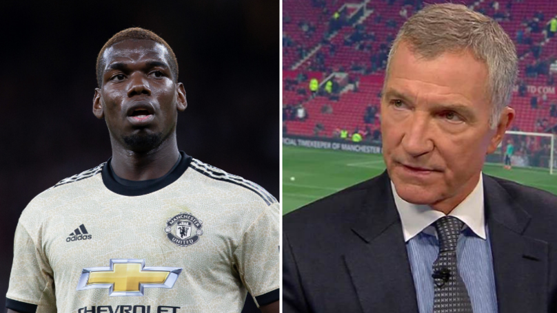 Graeme Souness Blames Paul Pogba For Manchester United's Ills Once Again
