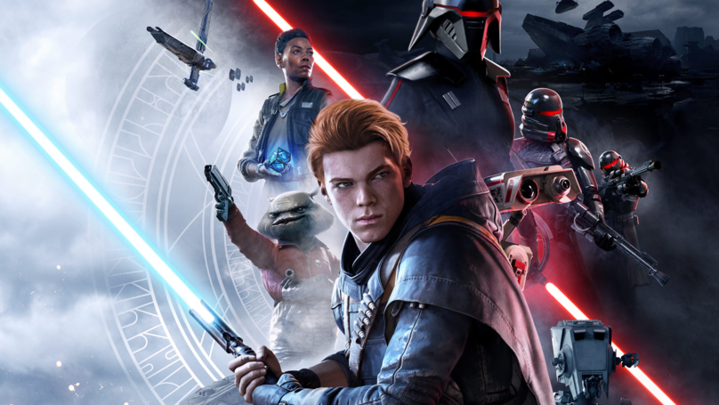 New 'Star Wars Jedi: Fallen Order' Demo Reveals Force Powers And Purge Troopers