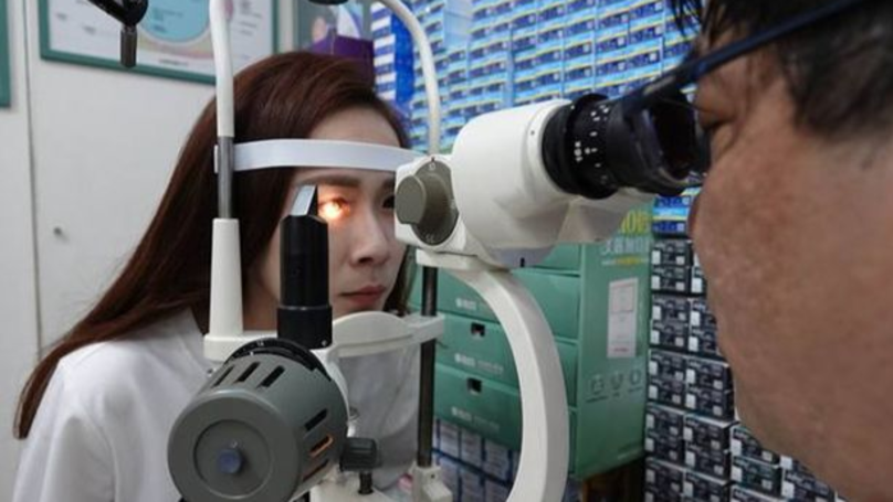 Phone Burned 500 Holes In Woman's Eye After Having Screen On Full Brightness