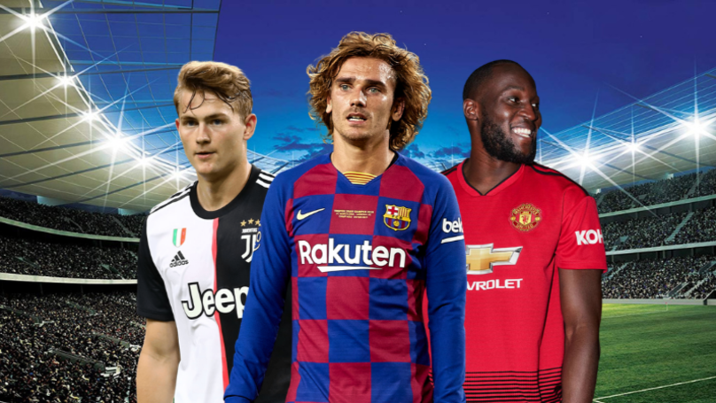 The Top 20 Highest Transfer Fees Paid This Summer