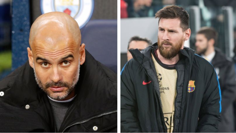Pep Guardiola Won't Try And Sign Lionel Messi If His Contract Runs Out
