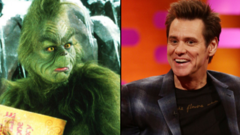Jim Carrey Was Trained By The CIA To Play The Grinch