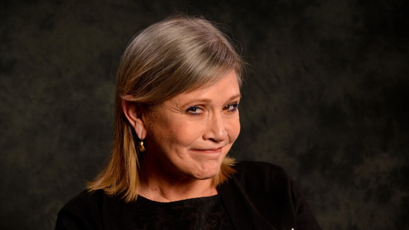 Watch The Heartfelt Tribute 'Star Wars' Gave Carrie Fisher