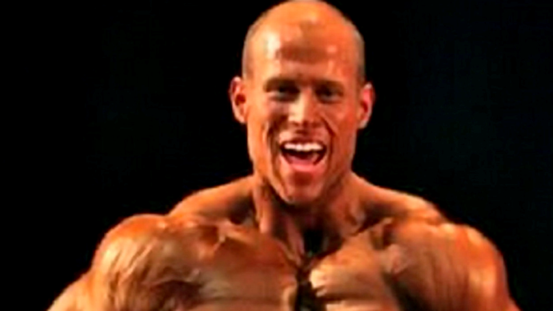 How Guy Who Weighed Five Stone Became One Of The World's Best Bodybuilders