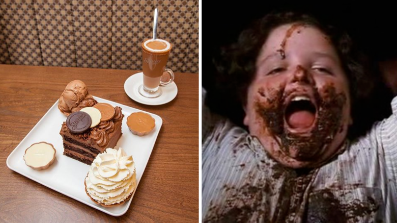 This Chocolate Challenge Is The Kind Of Thing Dreams Are Made Of