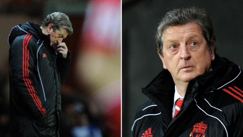 Roy Hodgson Once Sold The Wrong Player During His Time As Liverpool Manager
