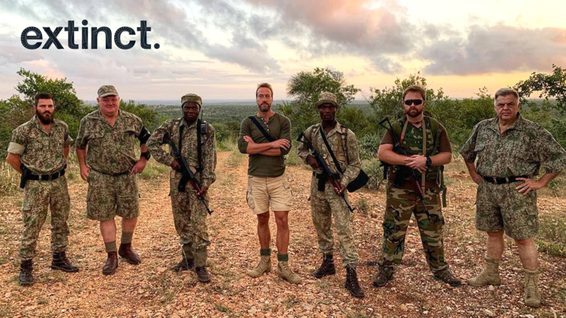 ​Ben Fogle Spends Weekend With Anti-Poaching Unit For New Programme