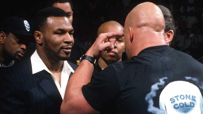 Austin vs Tyson: When The Attitude Era Was Set On Fire
