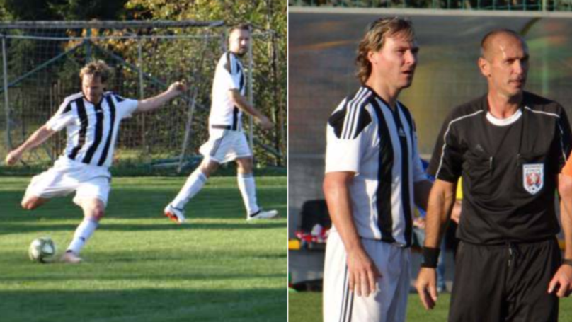 Pavel Nedved Is Still Playing Competitive Football At The Age Of 46