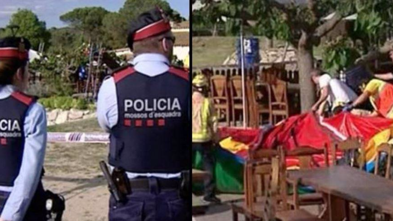 Six-Year-Old Dies And Several Injured After Bouncy Castle Explodes In Spain