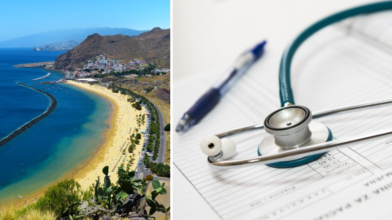 Canary Island Tourists Urged To Look Out For Signs Of Pneumonia, Meningitis And Blood Poisoning