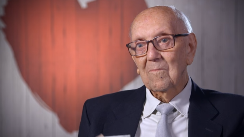 Man Becomes The Oldest Person To Go On 'First Dates' At 97