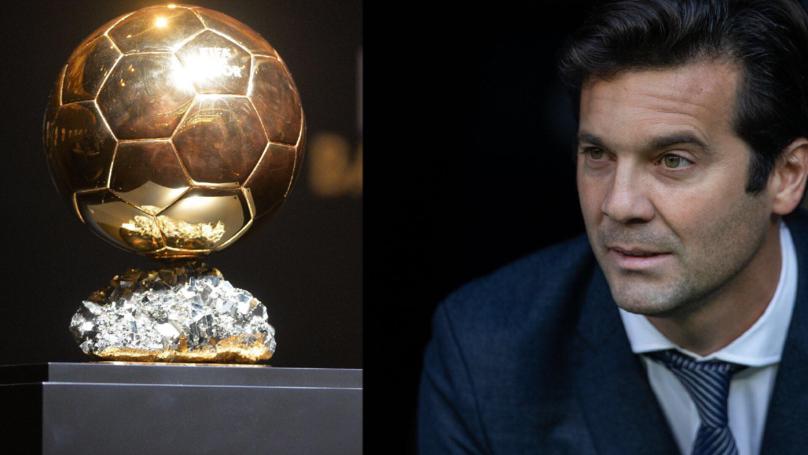 Real Madrid Star's Odds Crash To Scoop Ballon d'Or