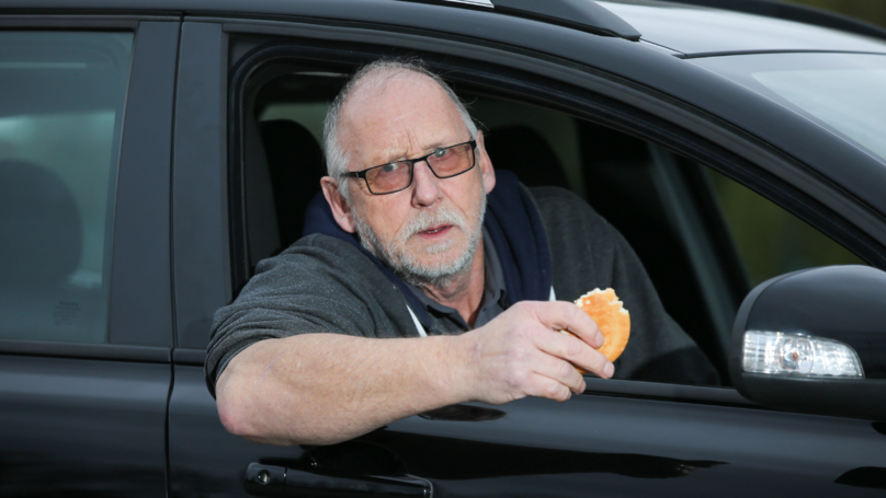 Man Fined £50 For 'Feeding Birds Two Tiny Bits Of McDonald's McMuffin'