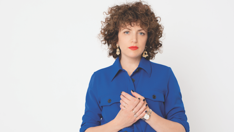Annie Mac Explains How She's Working To Make Music More Equal