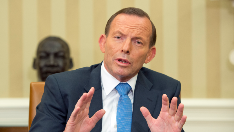 Police Investigating After Book Filled With Poo Dumped On Tony Abbott's Office