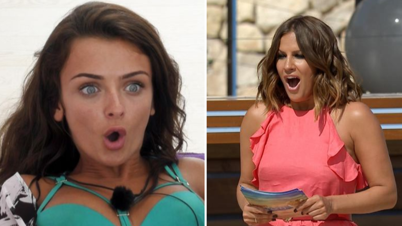 New Love Island Contestants On 'Strict Sex And Nudity Ban'