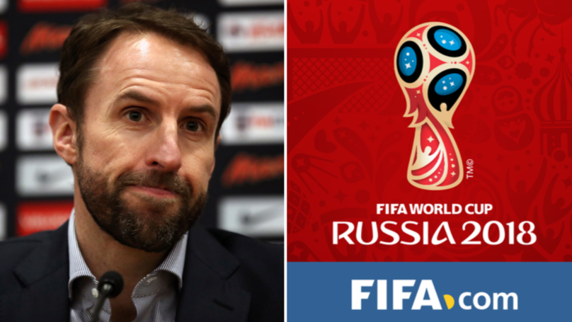 Gareth Southgate Shuts World Cup Door On One England Star