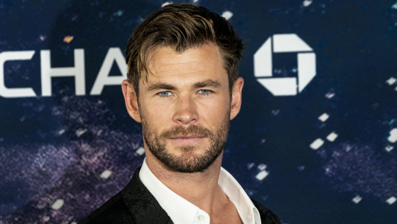 Chris Hemsworth Gets A Star On The Hollywood Walk Of Fame