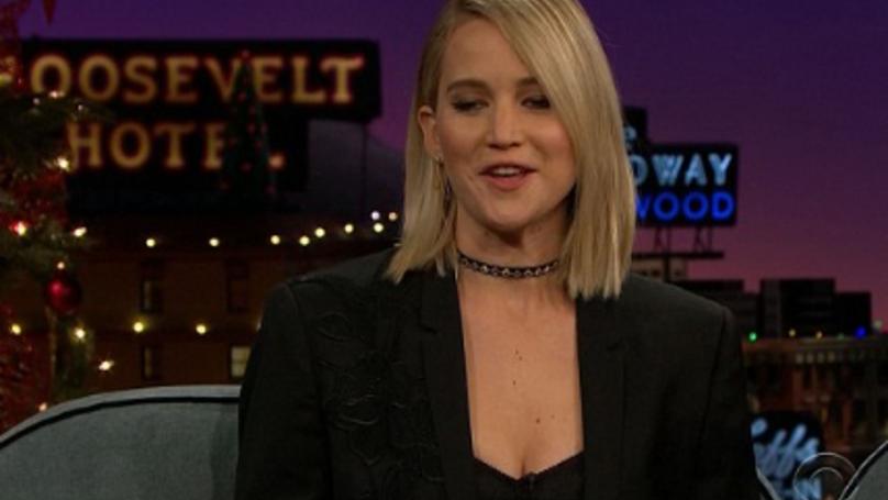 Jennifer Lawrence Has Revealed A Drunken Story From Oscars Night