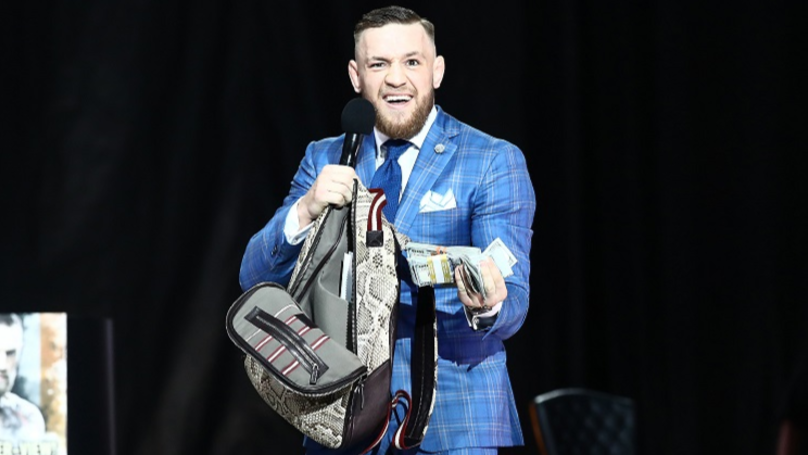 Conor McGregor Offered £3.8 Million For Exhibition Fight With Kickboxer