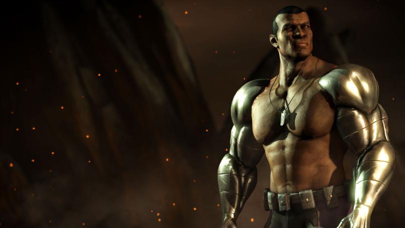 Twitter Wants Terry Crews To Play Jax In A Mortal Kombat Movie