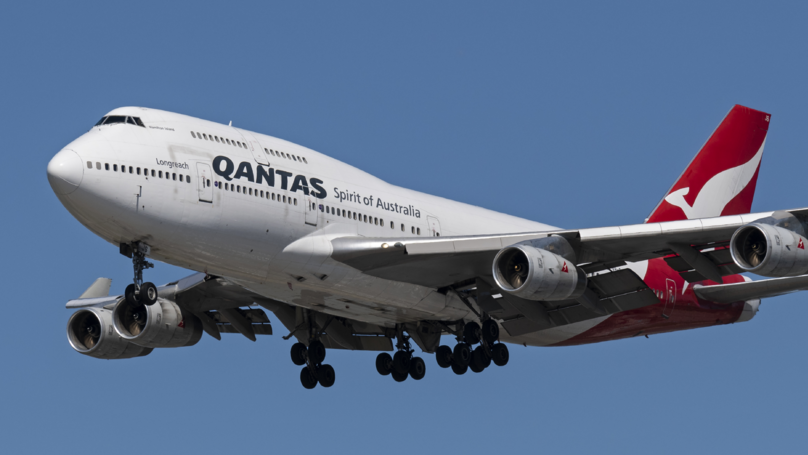 Qantas Launches World's First Zero Waste Flight