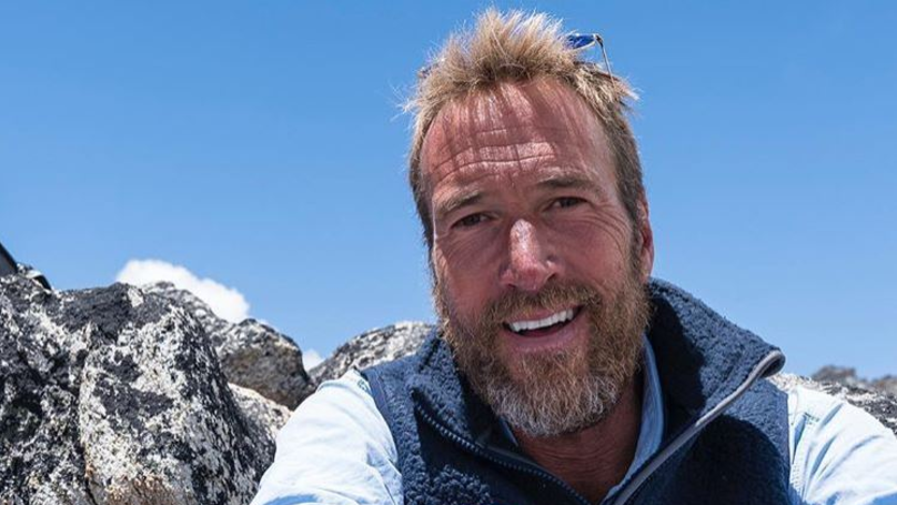 Ben Fogle Has Reached The Summit Of Everest In Memory Of His Stillborn Son