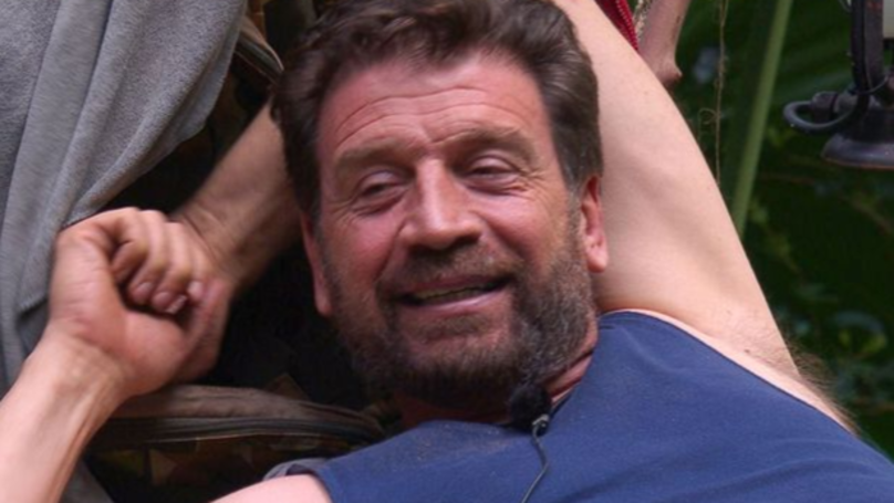 Nick Knowles Reveals He Jammed With Biffy Clyro On 'I'm A Celeb'
