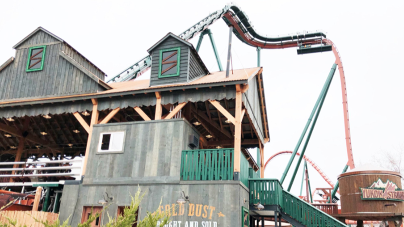 World's Longest, Fastest And Tallest Dive Roller Coaster Has Opened