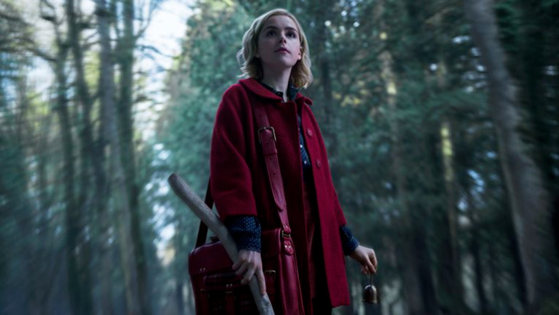 Netflix Releases Chilling Adventures Of Sabrina Season Two Trailer