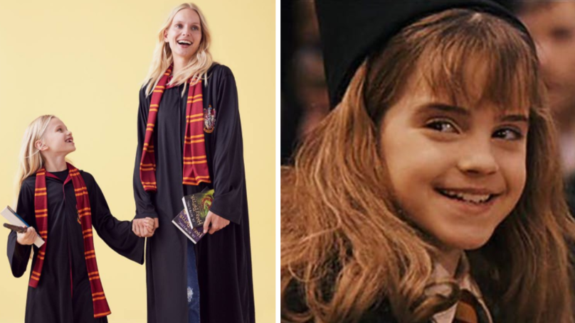 Wingardium Leviosa! Tesco Is Selling Matching Harry Potter Outfits For World Book Day