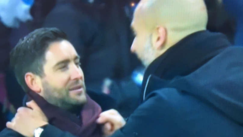 What Pep Guardiola Said To Bristol City Manager Lee Johnson At The Full-Time Whistle Is Brilliant