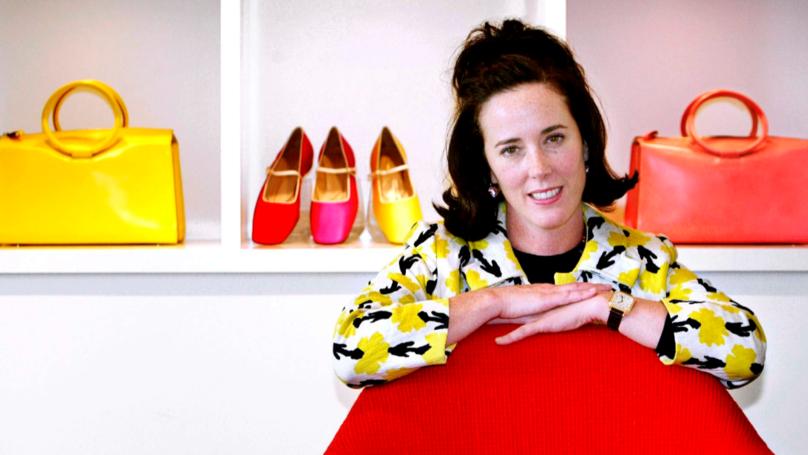 Designer Kate Spade Has Died Aged 55