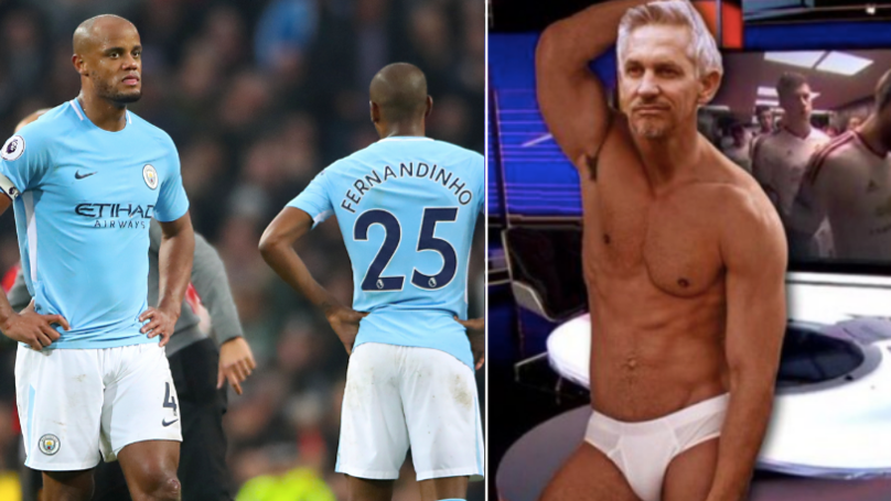 Gary Lineker Promises To Wear A Thong On Match Of The Day If Man City Fail To Win Premier League