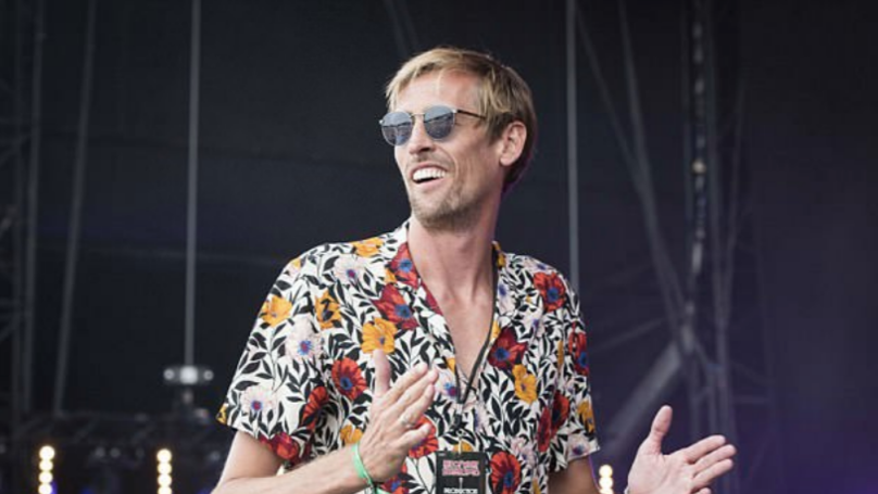 Peter Crouch Is Hosting His Own Festival Called 'Crouchfest' And It Sounds Amazing