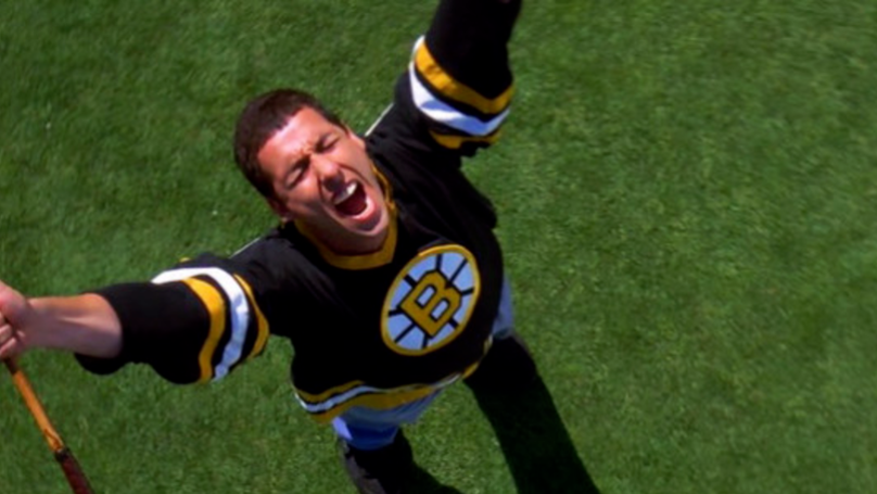 23 Years Ago, Happy Gilmore Beat Shooter McGavin In The Tour Championship