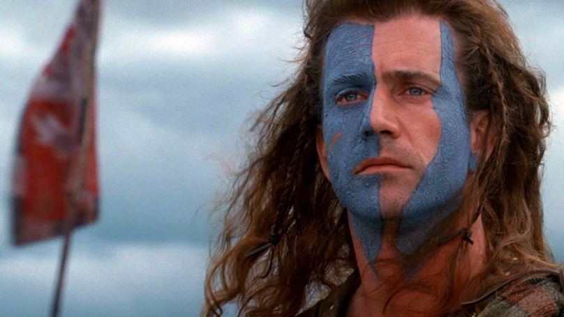 ​Mel Gibson Took Lessons From Sean Connery For His Role In Braveheart