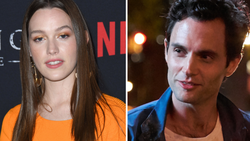 'Haunting Of Hill House' Star Victoria Pedretti Confirmed To Star In 'You' Season 2