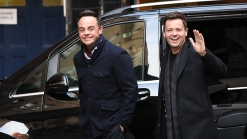 Ant And Dec Have Won The Best TV Presenter Award At The NTAs