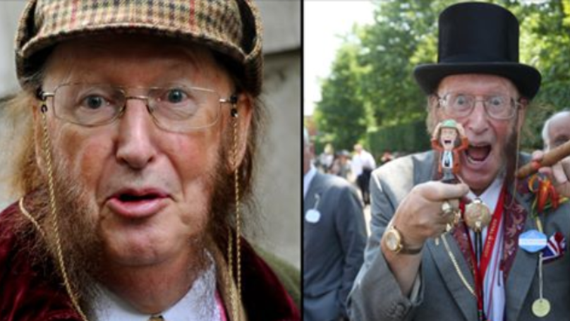 Broadcaster And Horse Racing Journalist John McCririck Has Died Aged 79