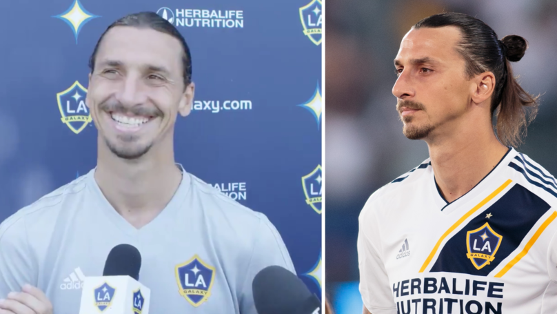Zlatan Ibrahimovic's Reply When Asked If Mo Salah Deserved The Puskas Award Was Classic Zlatan