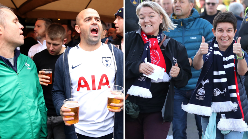 Spurs Have Already Confirmed Plans For A Champions League Victory Parade