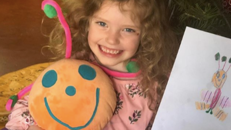 This Company Turns Kids' Masterpieces Into Stuffed Toys
