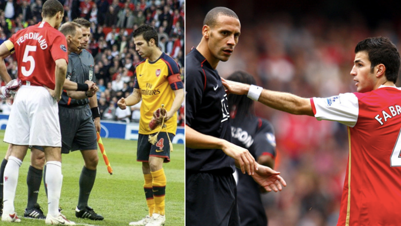 Rio Ferdinand Posts Classy Tribute To Cesc Fabregas After His Final Game For Chelsea